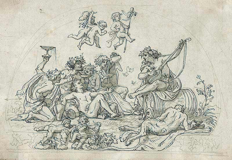 Römische orgie